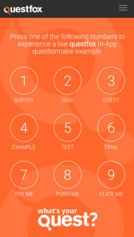 questfox mobile App
